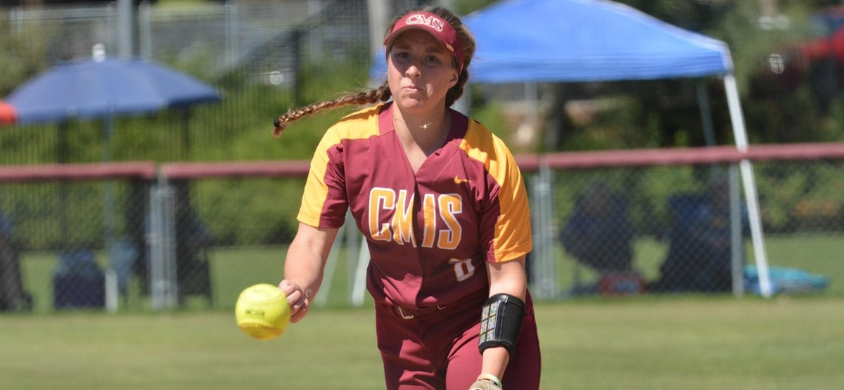 Lauren Richards Named SCIAC Softball Pitcher of the Week for Third Time