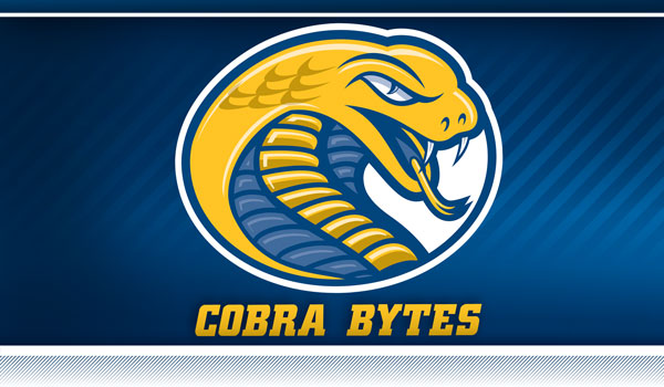 Cobra Bytes - March 28 - April 3