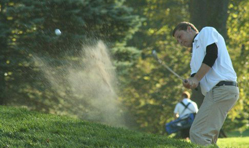 Schaller Finishes Second After 4-Hole Playoff; Clippers Finish 8th Overall