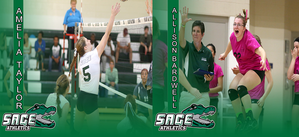 Weather alters Sage's Women's Volleyball Senior Day events