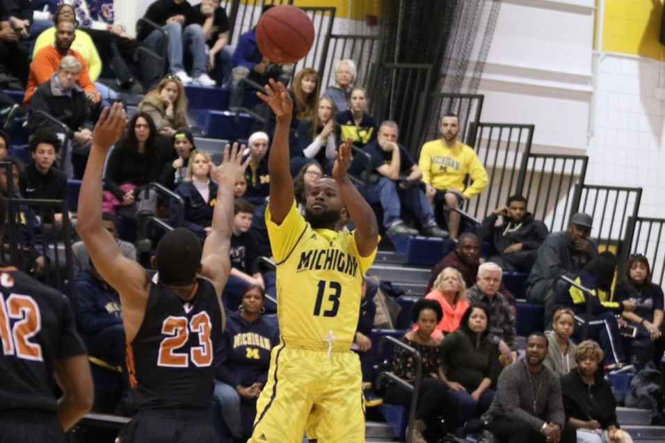 Photo for Wolverine men prevail in rematch with No. 8 Panthers
