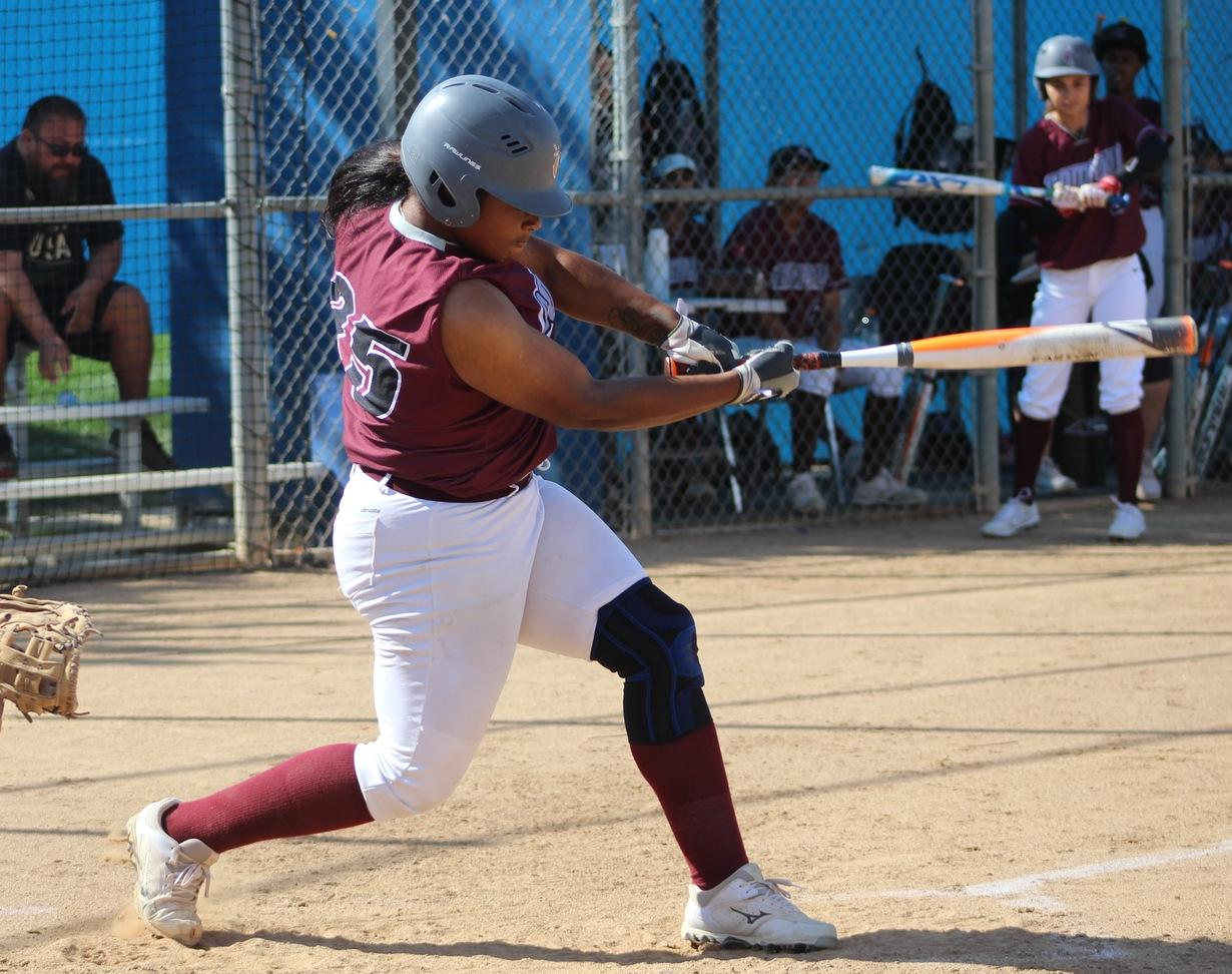 Compton Split Doubleheader Against Barstow