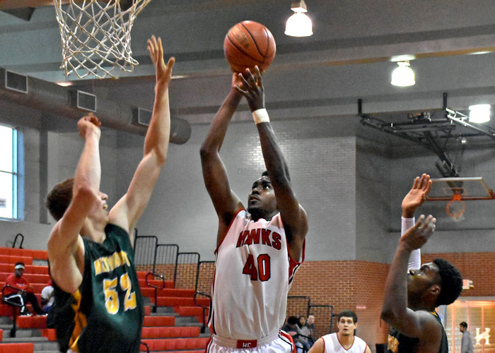 Men's Basketball comes up short at Covenant