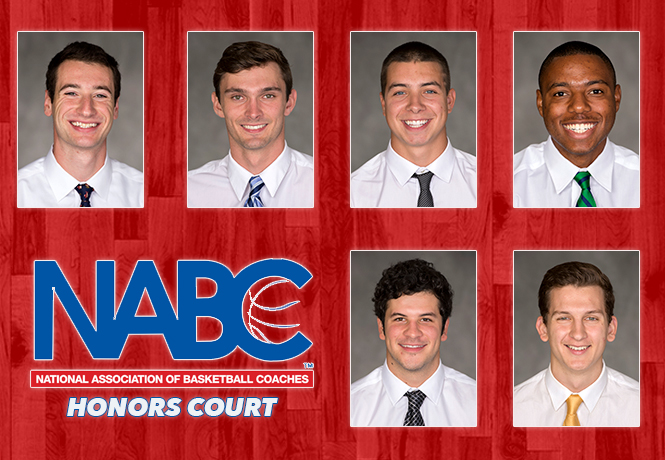 MBB Duo Named to NABC Honors Court