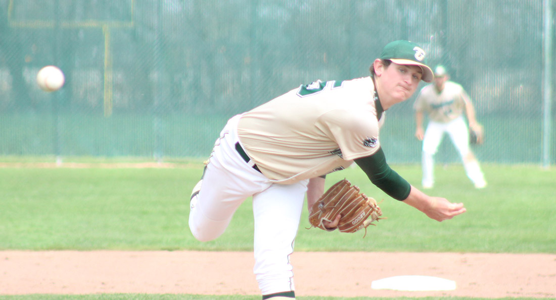 Tyler Wehrle got the win with a 5-hitter against the Senators.