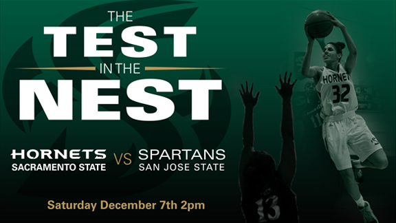 WOMEN'S HOOPS HOSTS FORMER COACH CRAIGHEAD, SAN JOSÉ STATE SATURDAY