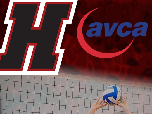 Volleyball earns academic honor from AVCA
