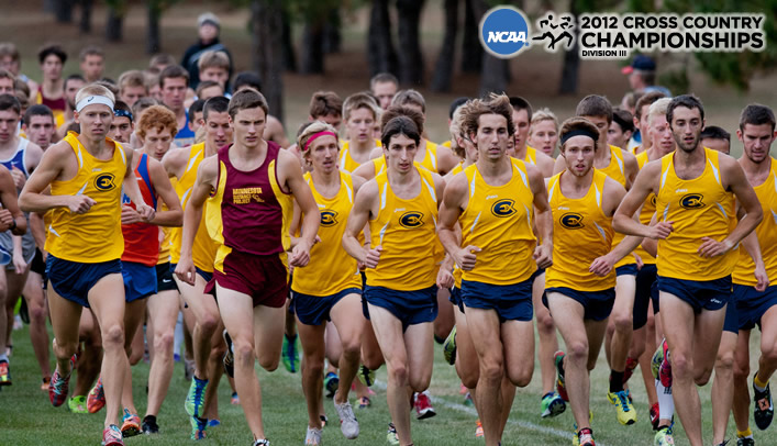 Men's Cross Country Takes 10th at NCAA Championship