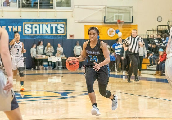 WINNING STREAK EXTENDED TO THREE FOR THE SAINTS, 75-60