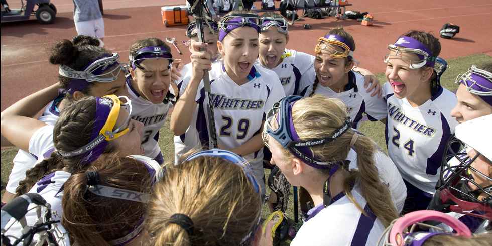 Women's Lacrosse makes history; Earn first SCIAC victory 9-8 over Athenas