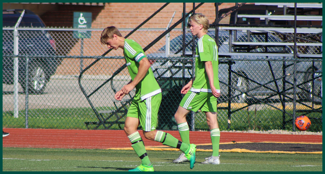 @DubC_MSoccer shut out by Polar Bears