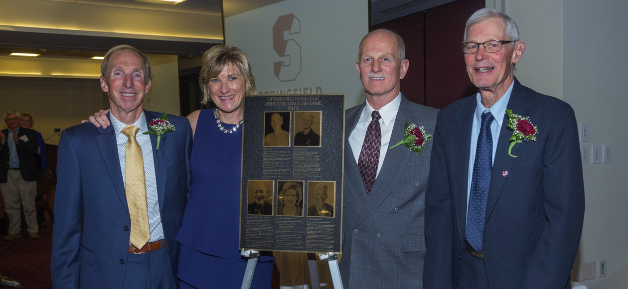 Springfield College Athletic Hall of Fame