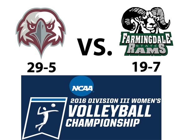 Women's Volleyball Draws #12 Eastern in NCAA First Round