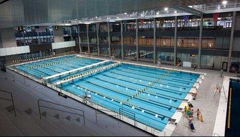 Alma Swimming And Diving Began The 2014 Season At Tiffin University On Saturday Alma College