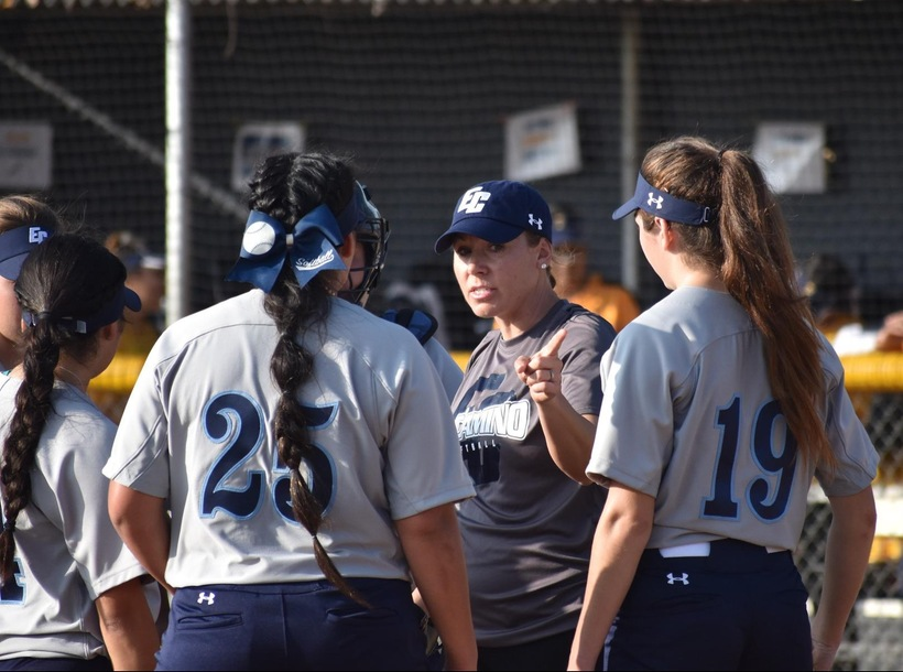 Softball Drops Nail Biter at Mount San Antonio