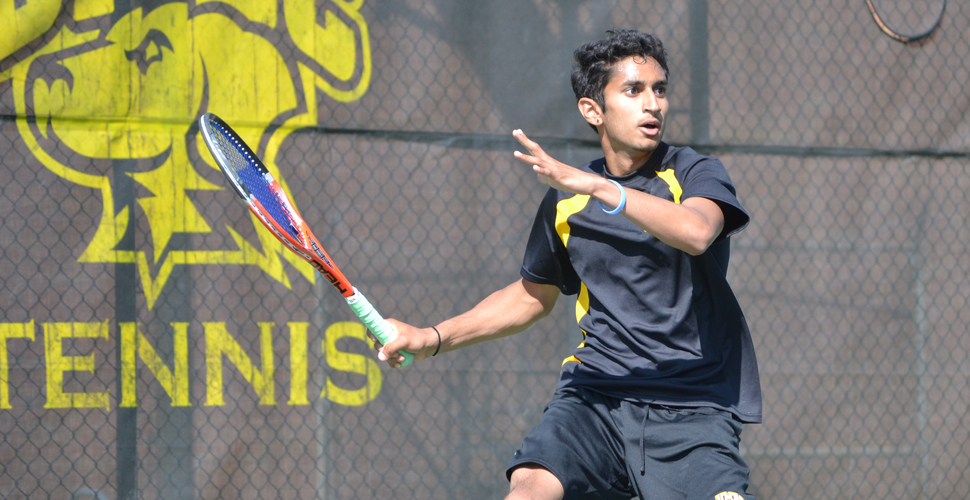 Men's Tennis Streak Ends With Tough 4-3 Setback to Seattle