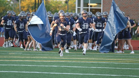 CWRU Football Qualifies for NCAA Playoffs; Will Face #11 Illinois Wesleyan in First Round