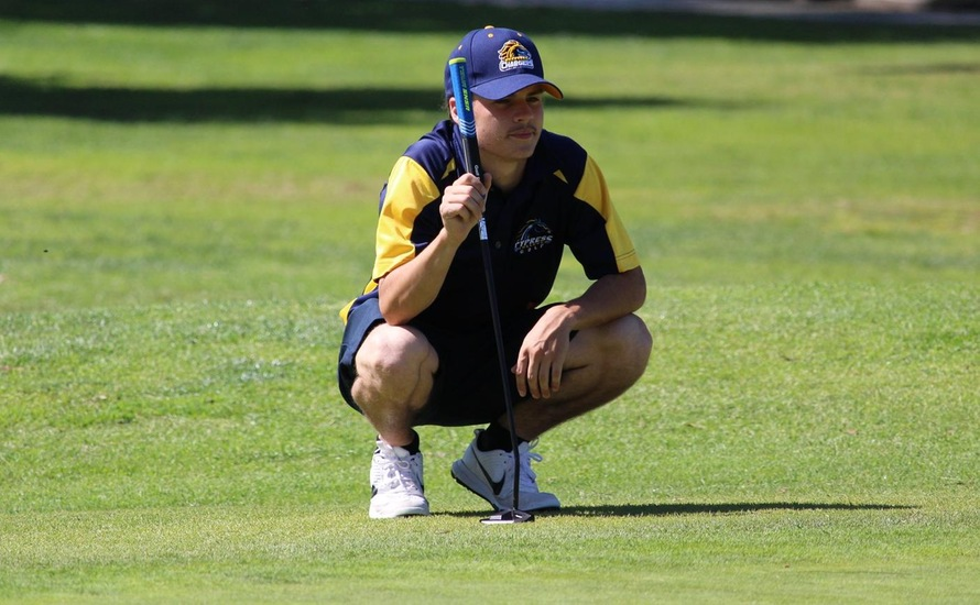 Men's Golf Grabs 2nd Place in OEC Opener