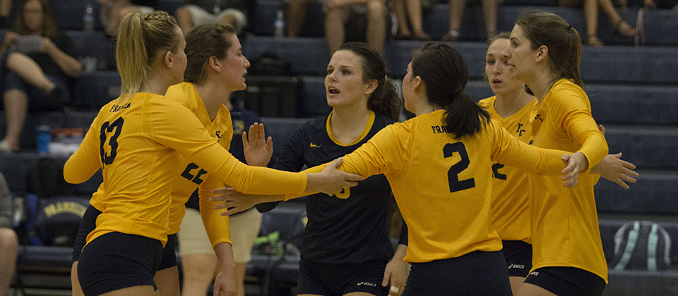 Volleyball Announces 2018 Schedule; Will Play Nine Matches at Home