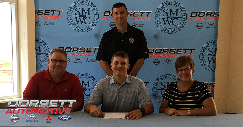 Pomeroy Men's Golf Inks Transfer Nathan Higbie