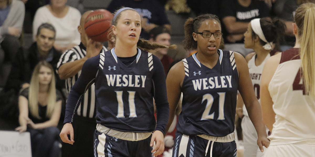 Women's Basketball stumbles to host Messiah at Hampton Inn Tip-Off
