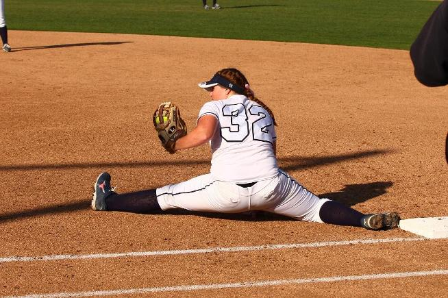 how to run bases in softball