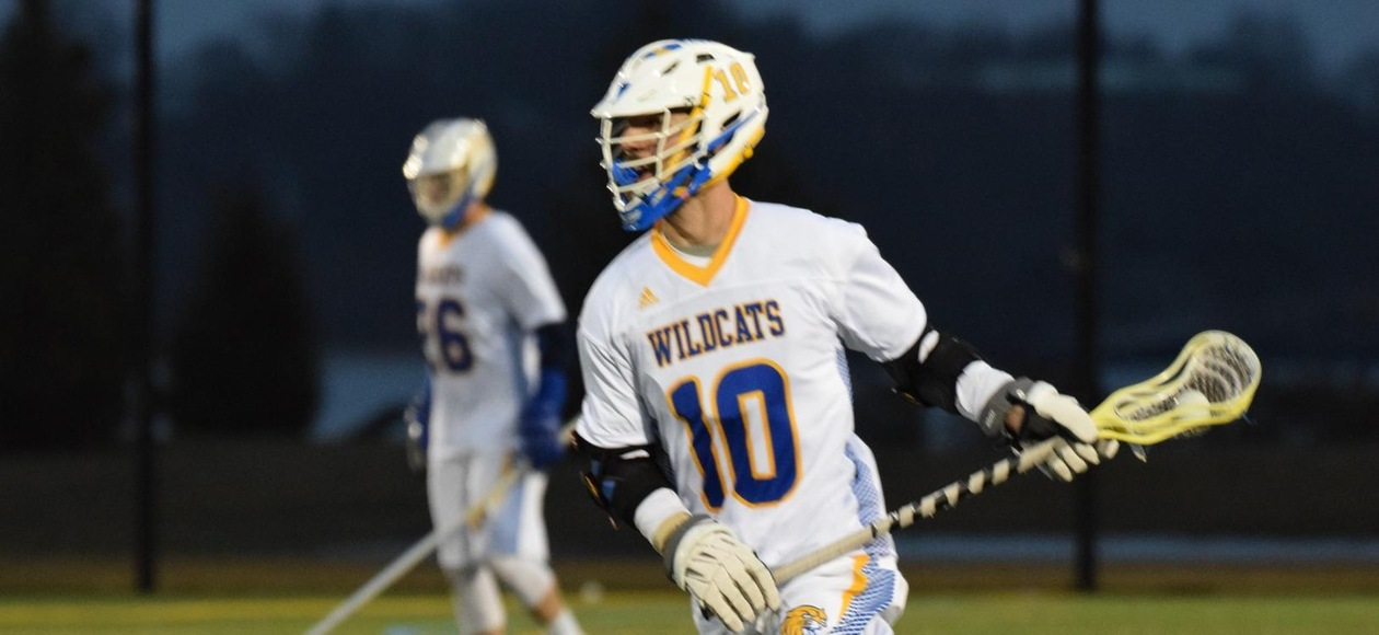 Fourth Quarter Comeback Falls Short for JWU Men's Lacrosse