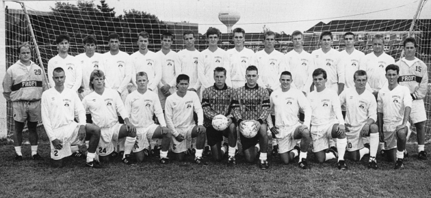 1990 Glassboro State men's soccer team