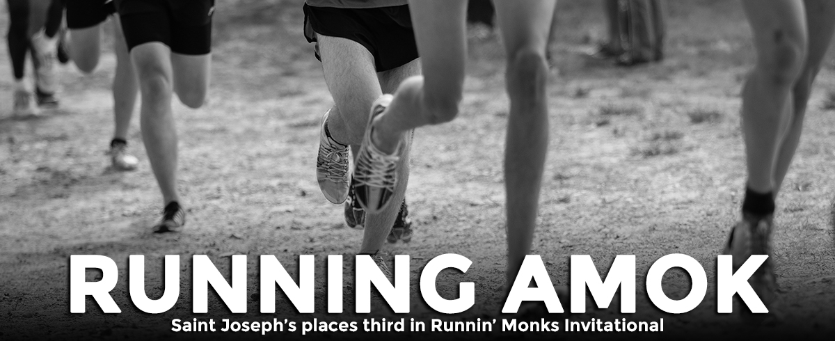 Saint Joseph's Places Third in Runnin' Monks Invitational