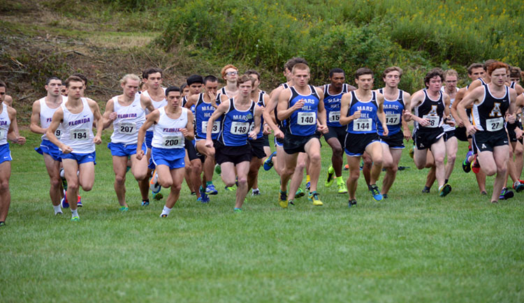 Mars Hill places 7th at Royals XC Classic