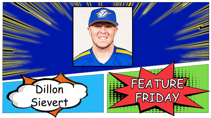 SLIAC Feature Friday with Dillon Sievert