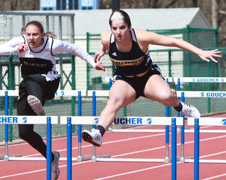 Freshman trio leads Gallaudet at Goucher Classic