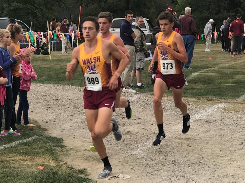 Men's XC Finishes Second At National Catholic Meet