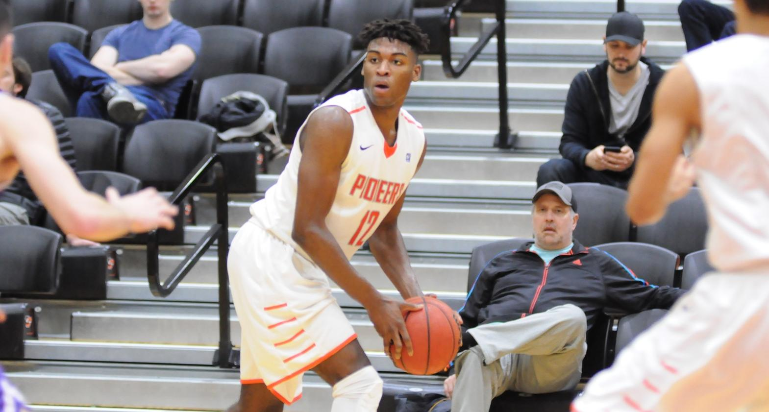 Pioneers lose fifth straight matchup
