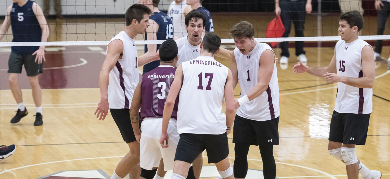Gameday Central: Men's Volleyball Set To Compete In NCAA Division III Championship Weekend
