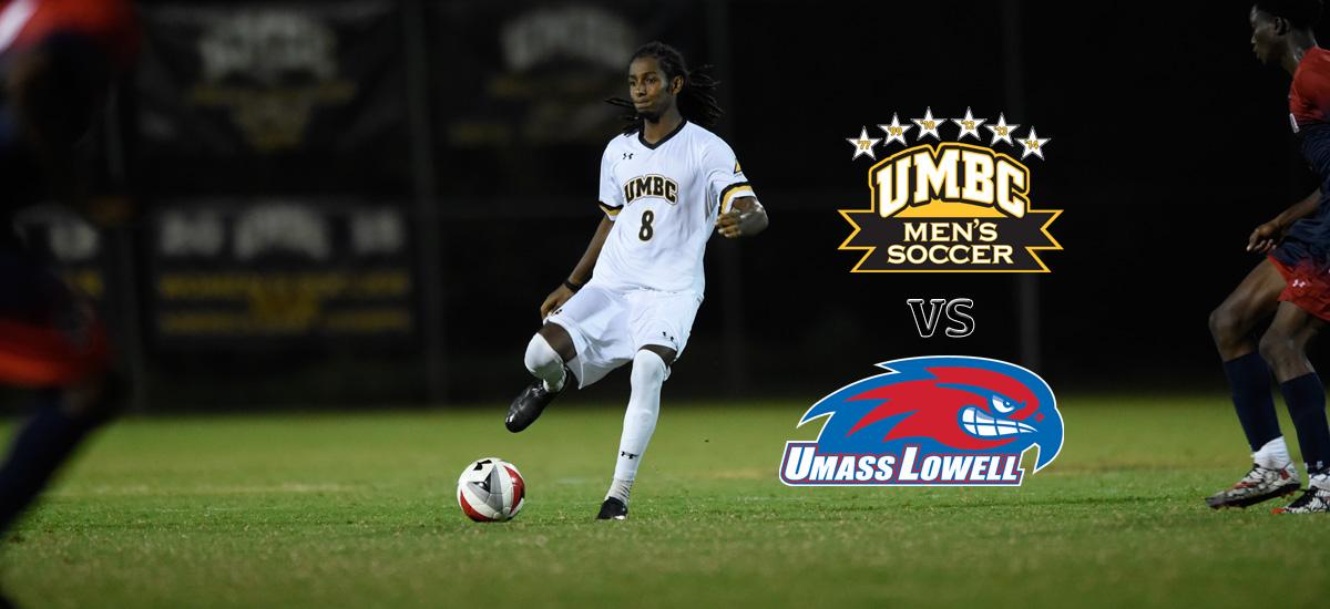 Men's Soccer Hosts #22 UMass Lowell on #UMBCHome16 Weekend and You Can Play Day