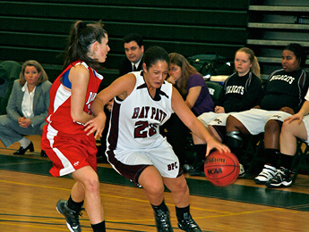Top Ranked Regis Downs Bay Path Finishing Undefeated in NECC Play