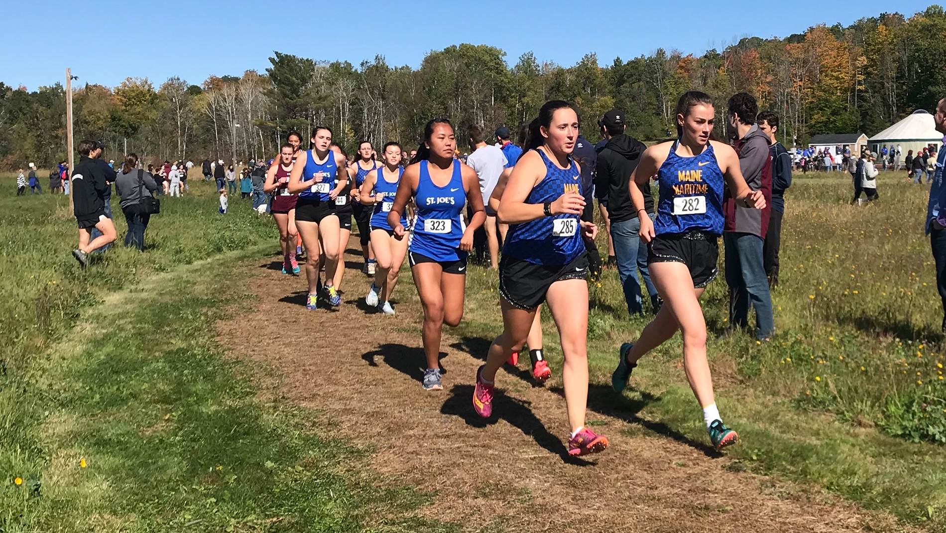 Mariners Race at State of Maine