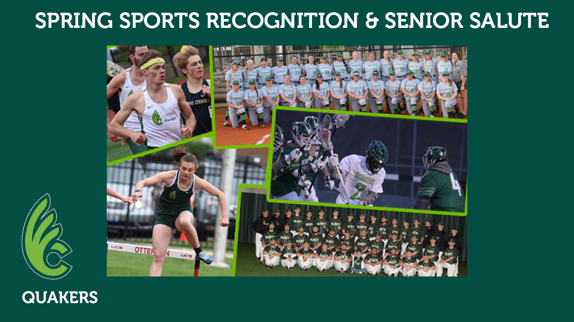 Wilmington College Spring Sports Recognition and Senior Salute