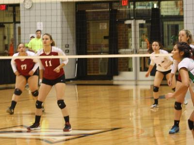 Women's Volleyball: Advance to NJCAA Region XIX Finals