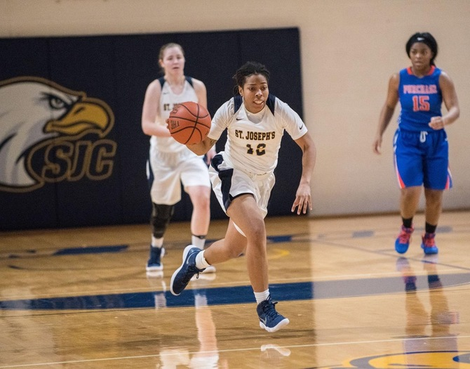 Women's Basketball Falls to Hunter in Tip-Off Tournament
