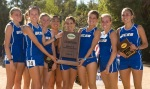 Women Capture Big West Cross Country Championship