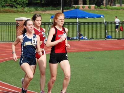 Cardinals impress at Lebanon Valley Invitational