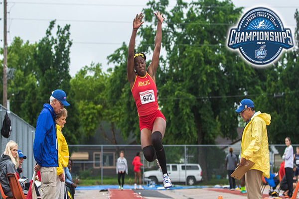 NMJC claims Women's Outdoor Track and Field National Championship