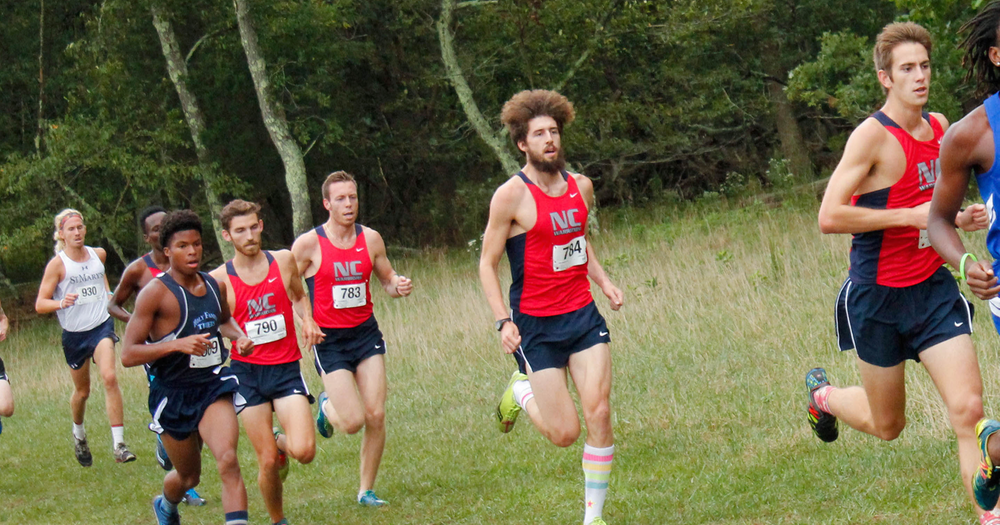 Men's XC Finishes Season at NCAA D2 East Regionals