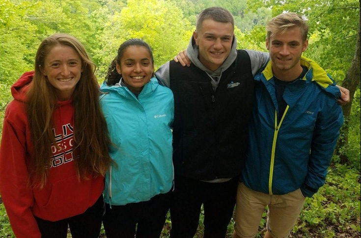 Four student-athletes participate in UW-La Crosse Final Qualifier