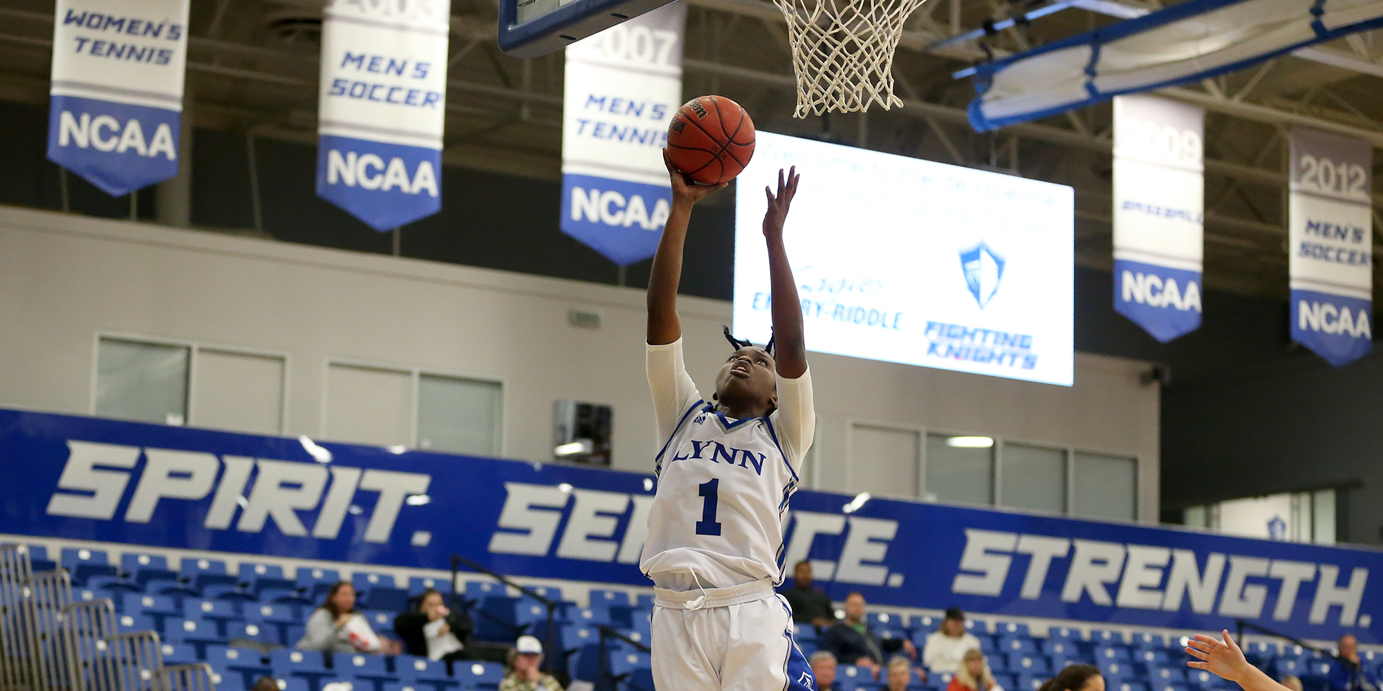 Women's Basketball Sees Streak End at Florida Southern