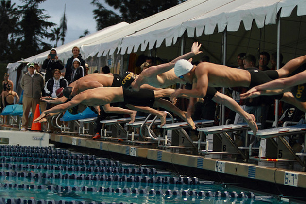 800 Free Relay Team Shines; Stags In 11th After Day 3 Of NCAA Championships