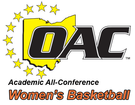 Women's Basketball lands five Academic All-OAC honorees