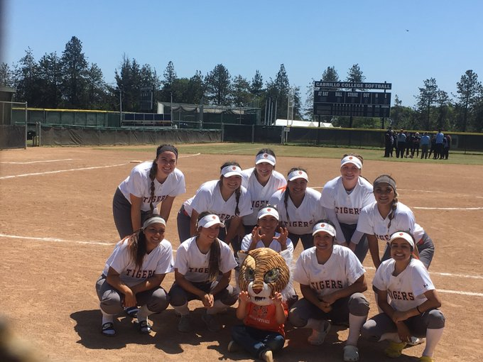Tigers Sweep Cabrillo In Round One Of The Playoffs